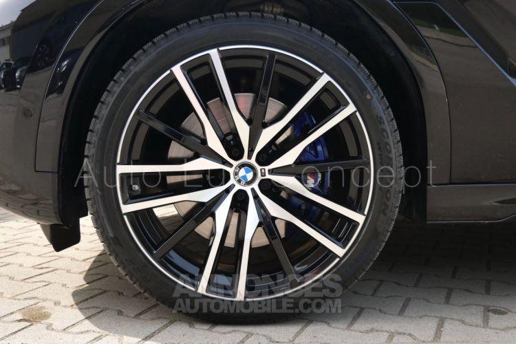 BMW X6 M50d, ACC, Caméra 360°, Pack extérieur Carbone, Toit Sky Lounge, Massage, Attelage - <small></small> 108.900 € <small>TTC</small> - #10