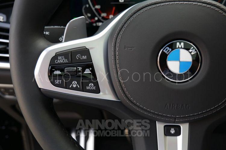 BMW X6 M50d, ACC, Caméra 360°, Pack extérieur Carbone, Toit Sky Lounge, Massage, Attelage - <small></small> 108.900 € <small>TTC</small> - #15