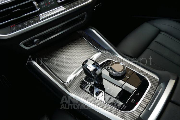 BMW X6 M50d, ACC, Caméra 360°, Pack extérieur Carbone, Toit Sky Lounge, Massage, Attelage - <small></small> 108.900 € <small>TTC</small> - #17