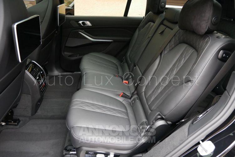 BMW X7 xDrive40d M Sport, Sièges M, ACC, Caméra 360°, Divertissement AR, TV, Toit Sky Lounge, Attelage - <small></small> 119.900 € <small>TTC</small> - #9