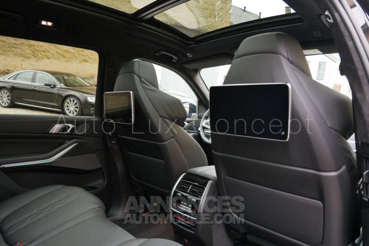 BMW X7 xDrive40d M Sport, Sièges M, ACC, Caméra 360°, Divertissement AR, TV, Toit Sky Lounge, Attelage - <small></small> 119.900 € <small>TTC</small> - #10