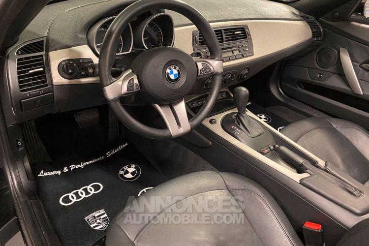 BMW Z4 2.5i 2.5 ia 2.5ia 6 CYLINDRES 192ch AUTO 96000km NB OPTIONS - <small></small> 15.990 € <small>TTC</small> - #4