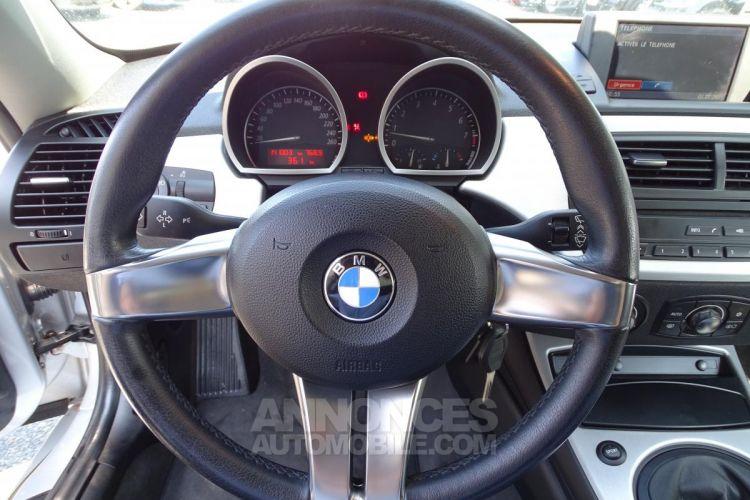 BMW Z4 Coupé 3.0si COUPE E86 Coupé 3.0si - <small></small> 24.870 € <small>TTC</small> - #9