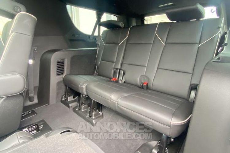 Cadillac ESCALADE 2021 ESV Sport V8 6.2L disponible sur parc - <small></small> 158.400 € <small>TTC</small> - #9
