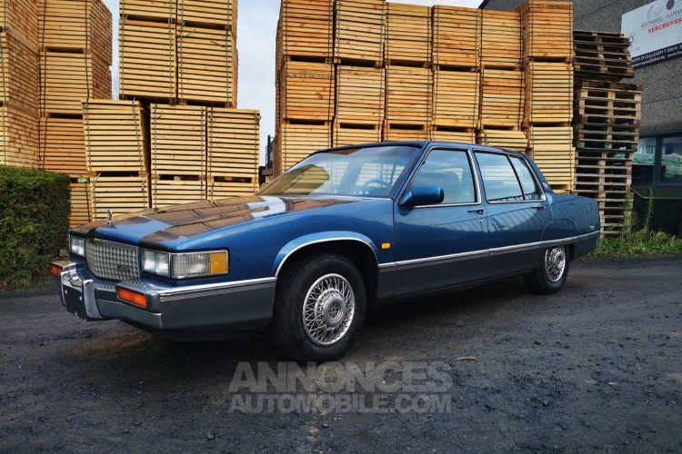 Cadillac FLEETWOOD , CADILLAC FLEETWOOD - DE VILLE , Limo , V8 - 4500 Cc Automatique - <small></small> 6.000 € <small>TTC</small> - #2