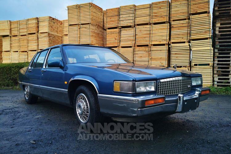 Cadillac FLEETWOOD , CADILLAC FLEETWOOD - DE VILLE , Limo , V8 - 4500 Cc Automatique - <small></small> 6.000 € <small>TTC</small> - #3