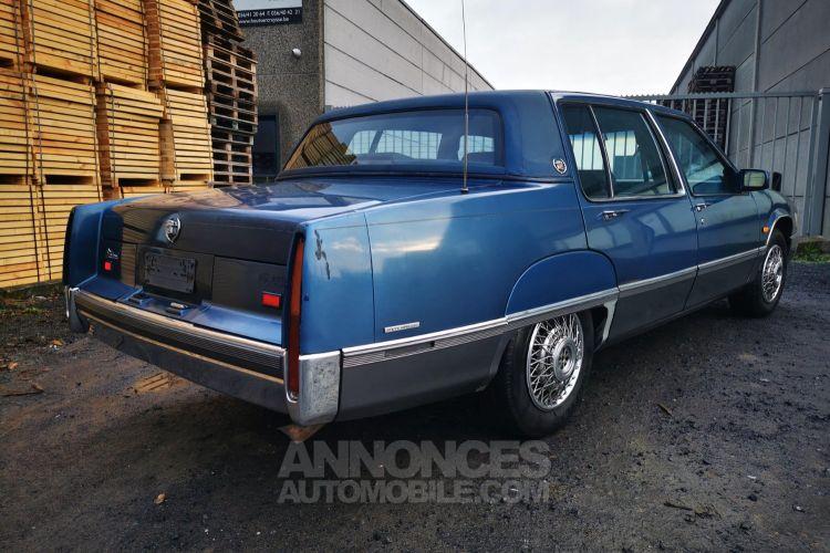 Cadillac FLEETWOOD , CADILLAC FLEETWOOD - DE VILLE , Limo , V8 - 4500 Cc Automatique - <small></small> 6.000 € <small>TTC</small> - #6