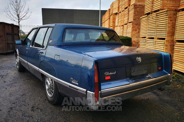 Cadillac FLEETWOOD , CADILLAC FLEETWOOD - DE VILLE , Limo , V8 - 4500 Cc Automatique - <small></small> 6.000 € <small>TTC</small> - #9