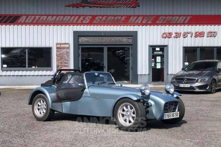 Caterham Seven Super 1.6 16V 110ch - <small></small> 39.990 € <small>TTC</small> - #3