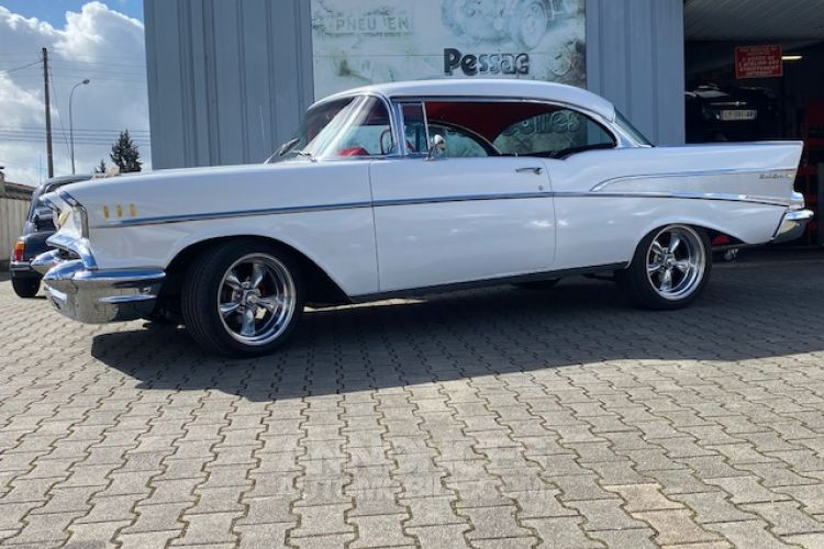 Chevrolet Bel Air COUPE 5.7 RESTOMOD - <small></small> 68.500 € <small>TTC</small> - #2