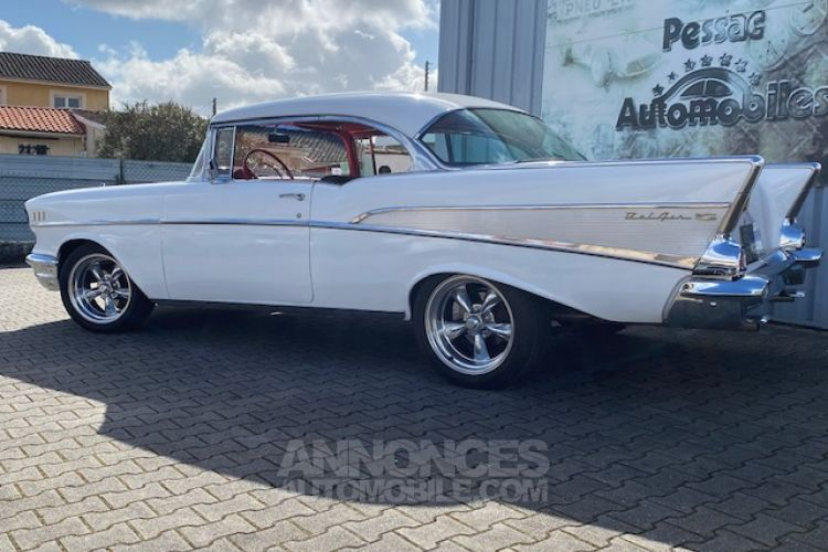 Chevrolet Bel Air COUPE 5.7 RESTOMOD - <small></small> 68.500 € <small>TTC</small> - #3