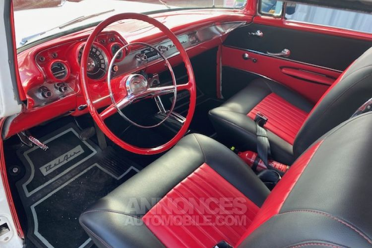 Chevrolet Bel Air COUPE 5.7 RESTOMOD - <small></small> 68.500 € <small>TTC</small> - #7