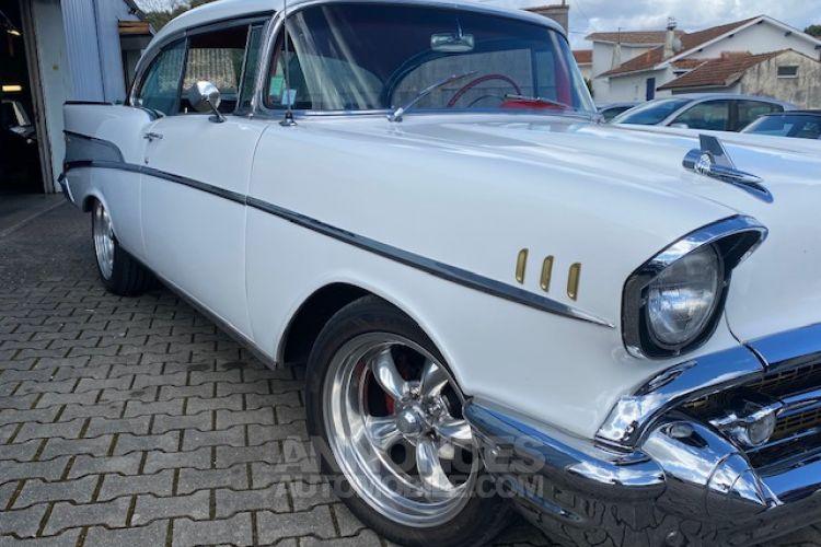 Chevrolet Bel Air COUPE 5.7 RESTOMOD - <small></small> 68.500 € <small>TTC</small> - #12