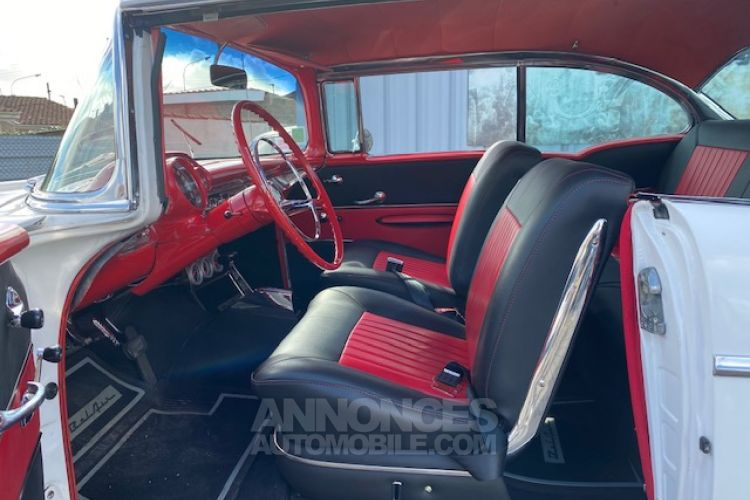 Chevrolet Bel Air COUPE 5.7 RESTOMOD - <small></small> 68.500 € <small>TTC</small> - #15