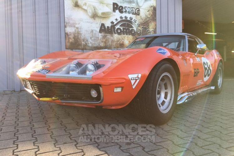 Chevrolet Corvette C3 427 SCCA FIA - <small></small> 89.000 € <small>TTC</small> - #1
