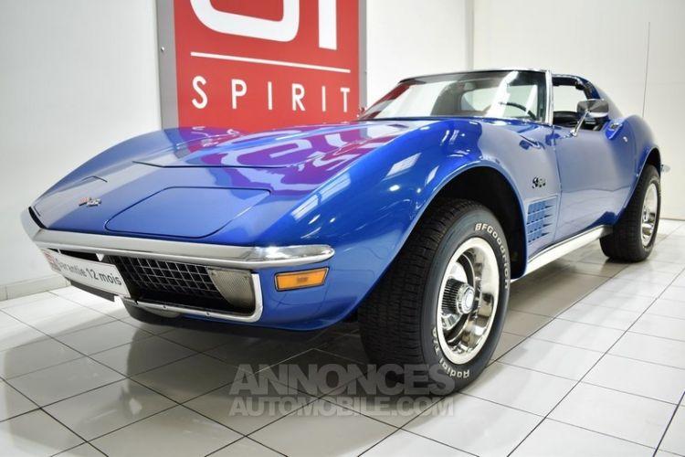 Chevrolet Corvette C3 Stingray - <small></small> 42.900 € <small>TTC</small> - #12