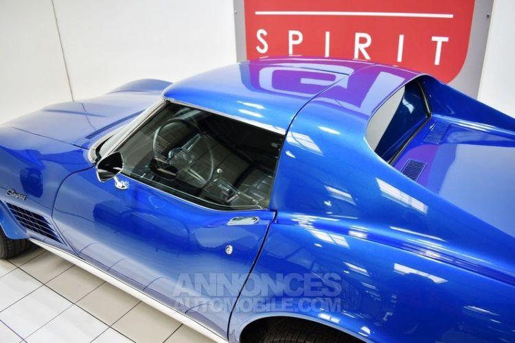 Chevrolet Corvette C3 Stingray - <small></small> 42.900 € <small>TTC</small> - #22