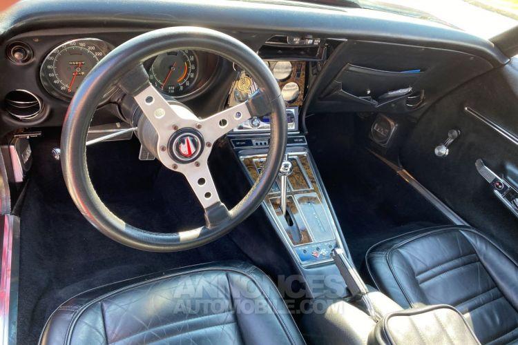 Chevrolet Corvette C3 Stingray Toit T-top (Double Toit Escamotable ) 5.3 V8 305 Ci 370 Ch Mot - BVA Neuf . Exceptionnel - <small></small> 52.900 € <small></small> - #13