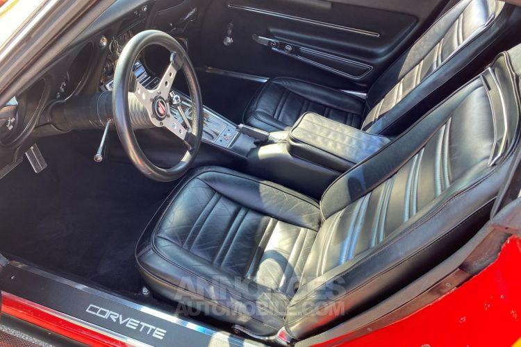 Chevrolet Corvette C3 Stingray Toit T-top (Double Toit Escamotable ) 5.3 V8 305 Ci 370 Ch Mot - BVA Neuf . Exceptionnel - <small></small> 52.900 € <small></small> - #14