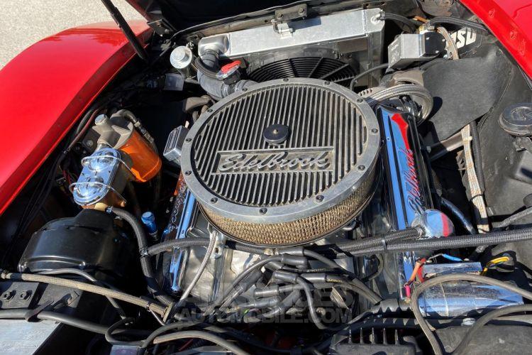 Chevrolet Corvette C3 Stingray Toit T-top (Double Toit Escamotable ) 5.3 V8 305 Ci 370 Ch Mot - BVA Neuf . Exceptionnel - <small></small> 52.900 € <small></small> - #16