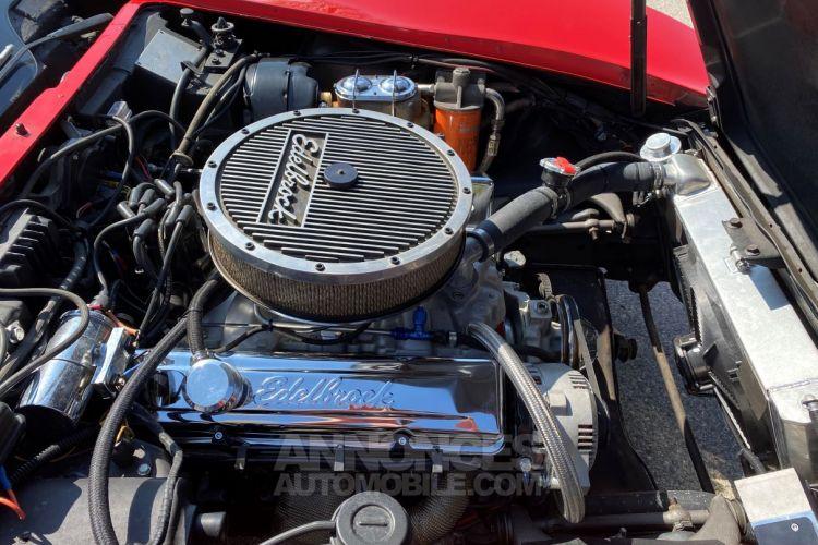 Chevrolet Corvette C3 Stingray Toit T-top (Double Toit Escamotable ) 5.3 V8 305 Ci 370 Ch Mot - BVA Neuf . Exceptionnel - <small></small> 52.900 € <small></small> - #17