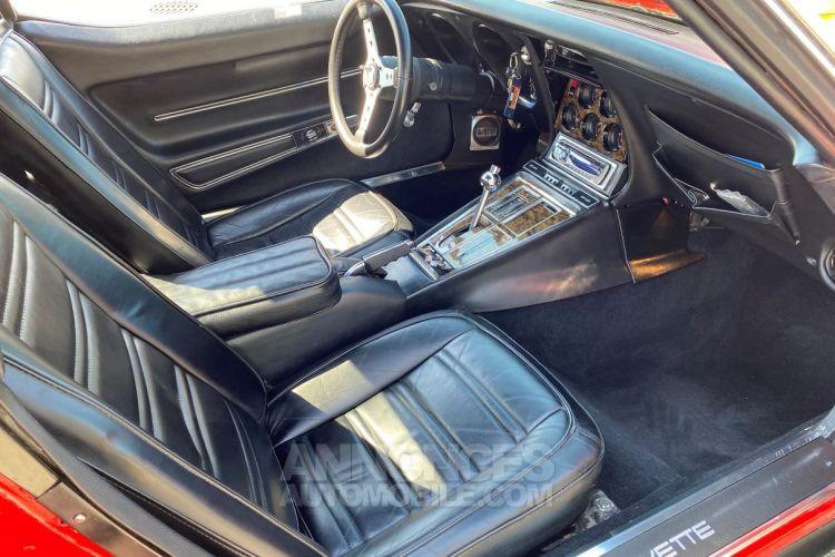 Chevrolet Corvette C3 Stingray Toit T-top (Double Toit Escamotable ) 5.3 V8 305 Ci 370 Ch Mot - BVA Neuf . Exceptionnel - <small></small> 52.900 € <small></small> - #15