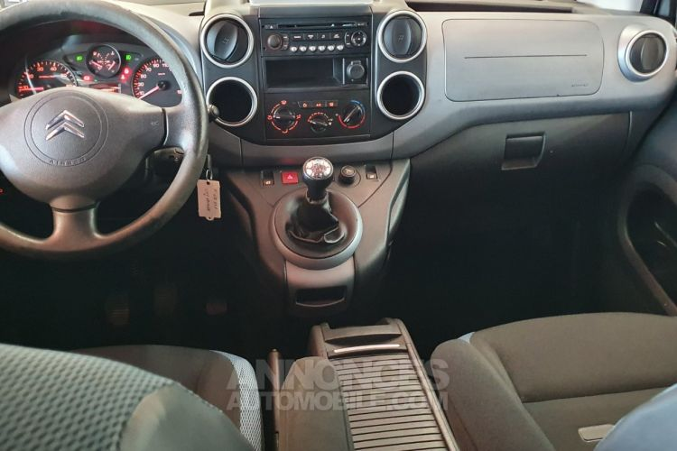 Citroen BERLINGO 1L6 HDI 110 CH XTR - <small></small> 7.990 € <small>TTC</small> - #7