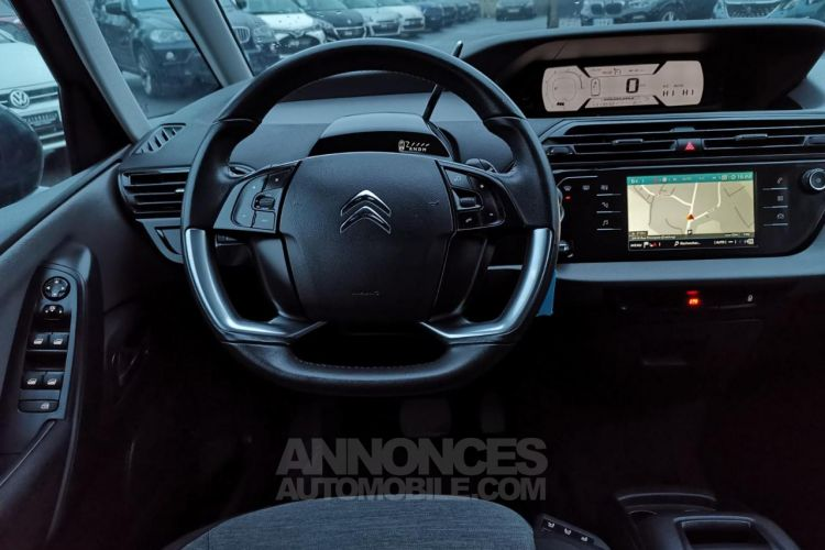 Citroen C4 Grand Picasso BLUEHDI 120 S&S Business EAT6 - <small></small> 13.990 € <small>TTC</small> - #18