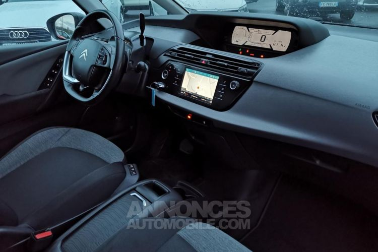 Citroen C4 Grand Picasso BLUEHDI 120 S&S Business EAT6 - <small></small> 13.990 € <small>TTC</small> - #19