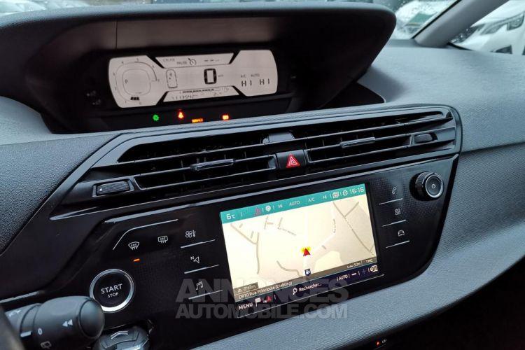 Citroen C4 Grand Picasso BLUEHDI 120 S&S Business EAT6 - <small></small> 13.990 € <small>TTC</small> - #20