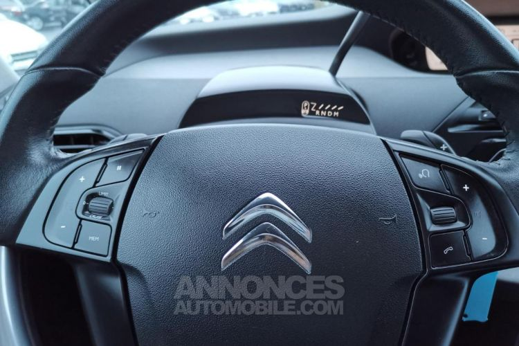 Citroen C4 Grand Picasso BLUEHDI 120 S&S Business EAT6 - <small></small> 13.990 € <small>TTC</small> - #24