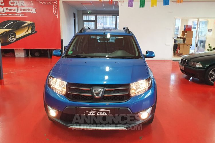 Dacia SANDERO 1l5 Dci 90 Cv STEPWAY - <small></small> 7.500 € <small>TTC</small> - #5