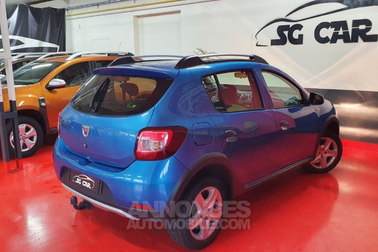Dacia SANDERO 1l5 Dci 90 Cv STEPWAY - <small></small> 7.500 € <small>TTC</small> - #8
