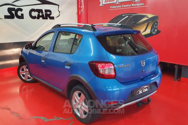 Dacia SANDERO 1l5 Dci 90 Cv STEPWAY - <small></small> 7.500 € <small>TTC</small> - #9
