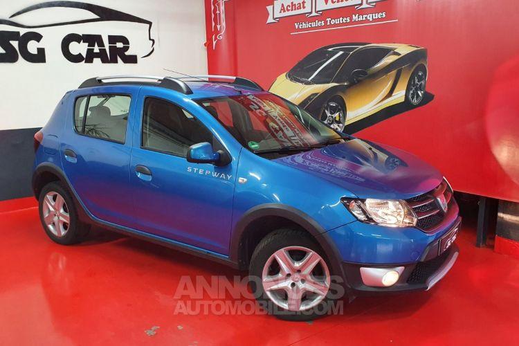Dacia SANDERO 1l5 Dci 90 Cv STEPWAY - <small></small> 7.500 € <small>TTC</small> - #10