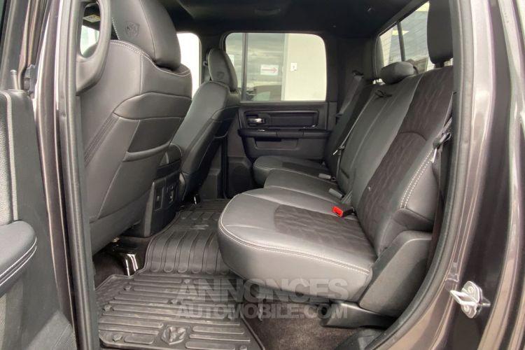Dodge Ram 1500 REBEL V6 3.6L RAMBOX AIR SUSPENSION CREW CAB 46 800 TTC - <small></small> 46.800 € <small>TTC</small> - #8