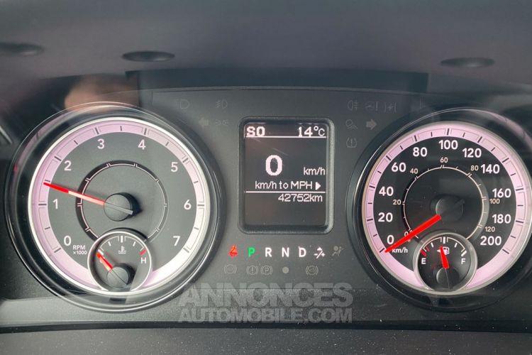 Dodge Ram 1500 REBEL V6 3.6L RAMBOX AIR SUSPENSION CREW CAB 46 800 TTC - <small></small> 46.800 € <small>TTC</small> - #9