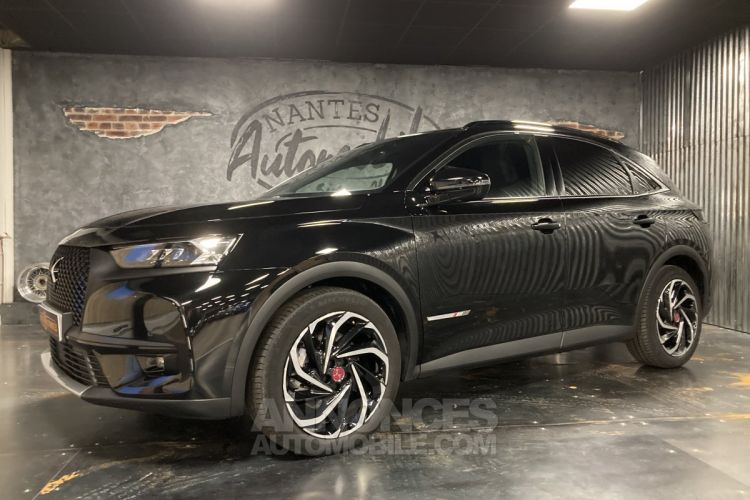 DS DS 7 CROSSBACK Hybride E-TENSE 300 EAT8 4X4 Performance-Line  - <small></small> 46.990 € <small>TTC</small> - #2