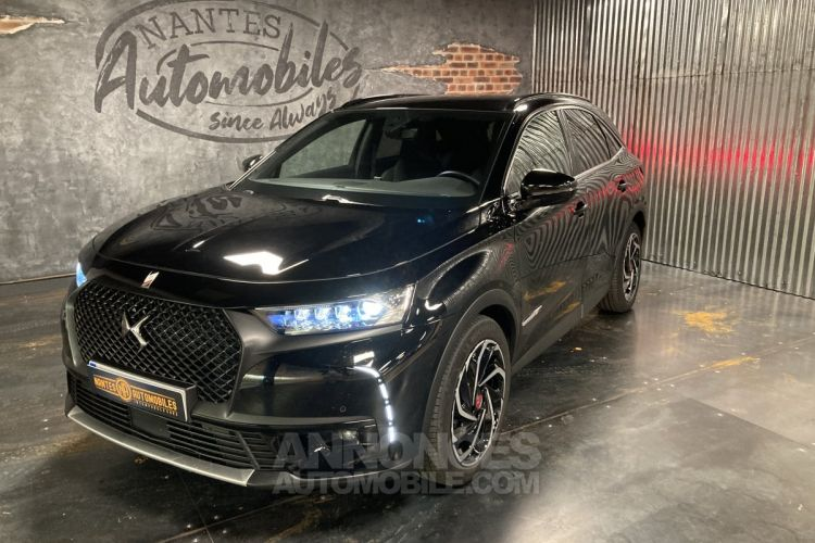 DS DS 7 CROSSBACK Hybride E-TENSE 300 EAT8 4X4 Performance-Line  - <small></small> 46.990 € <small>TTC</small> - #12