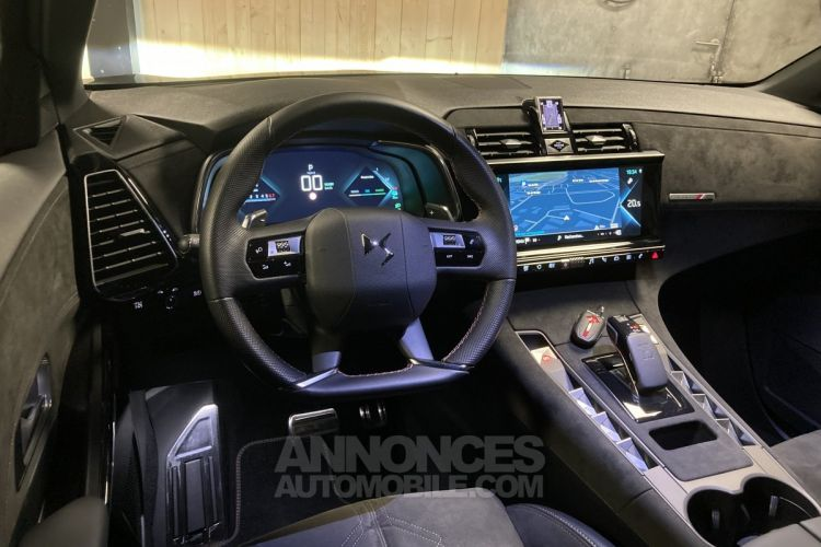 DS DS 7 CROSSBACK Hybride E-TENSE 300 EAT8 4X4 Performance-Line  - <small></small> 46.990 € <small>TTC</small> - #19