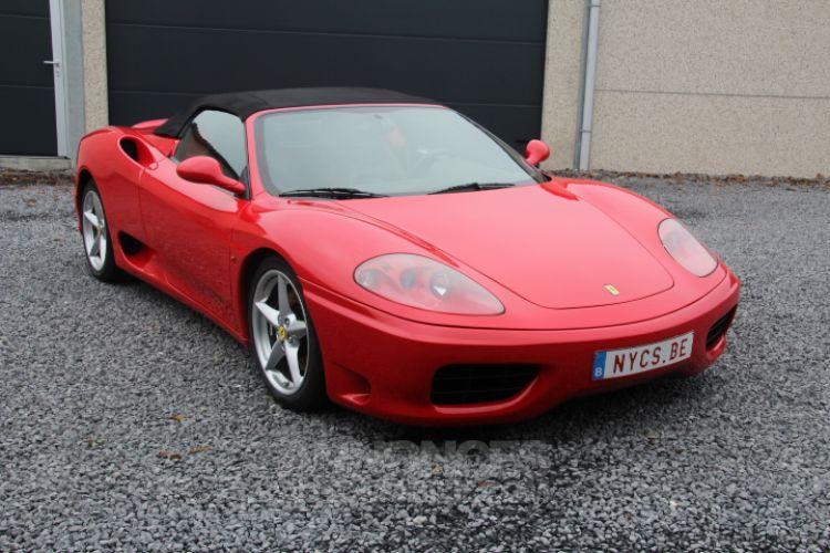 Ferrari 360 Modena spider - <small></small> 74.900 € <small>TTC</small> - #1