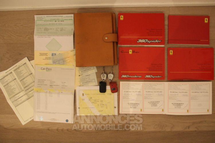 Ferrari 360 Modena spider - <small></small> 74.900 € <small>TTC</small> - #27