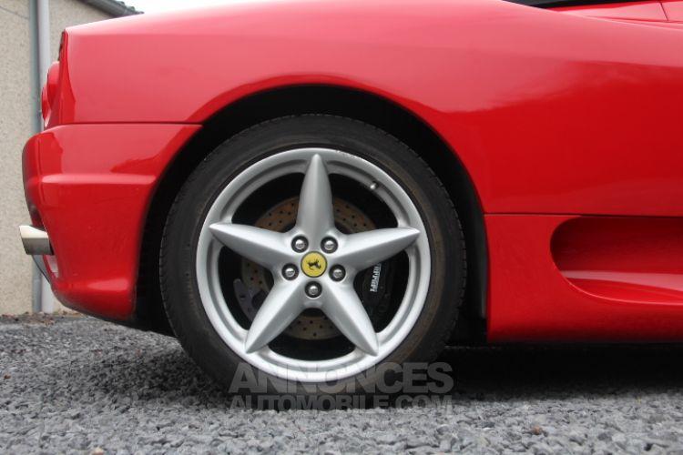 Ferrari 360 Modena spider - <small></small> 74.900 € <small>TTC</small> - #31