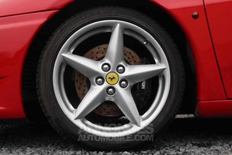 Ferrari 360 Modena spider - <small></small> 74.900 € <small>TTC</small> - #33