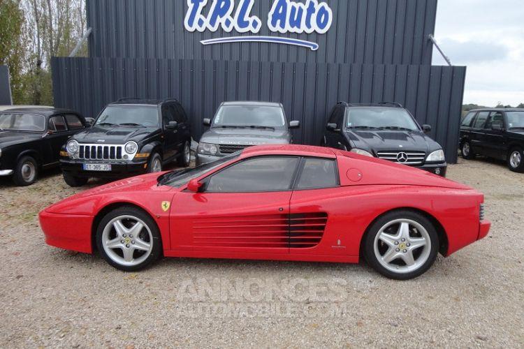 Ferrari 512 TR 5.0 V12 430 - <small></small> 160.000 € <small>TTC</small> - #1