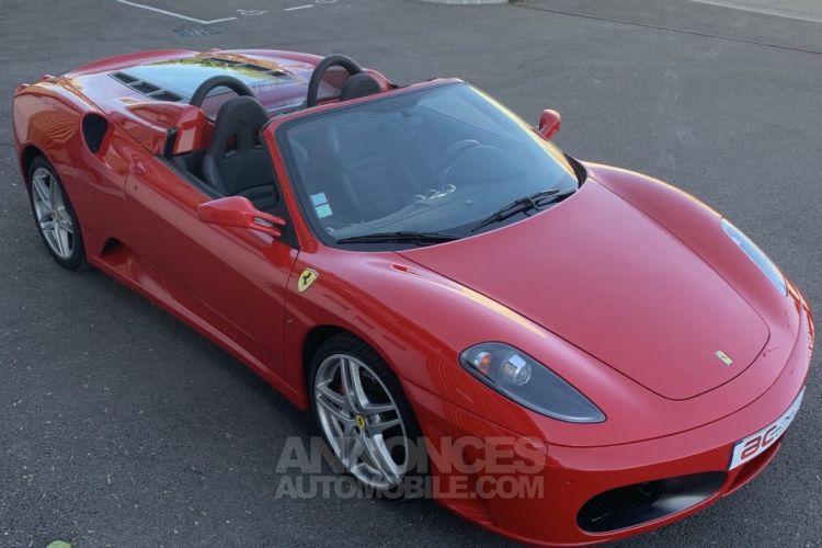 Ferrari F430 430 Spider F1 - <small></small> 114.900 € <small>TTC</small> - #24