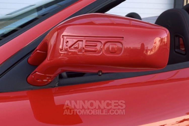Ferrari F430 430 Spider F1 - <small></small> 114.900 € <small>TTC</small> - #25