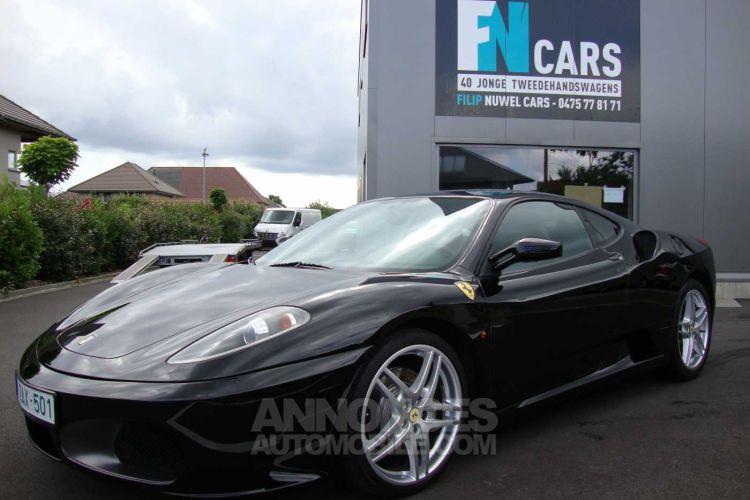 Ferrari F430 4.3i V8 32v F1, vendu, verkocht, sold - <small></small> 83.500 € <small>TTC</small> - #2