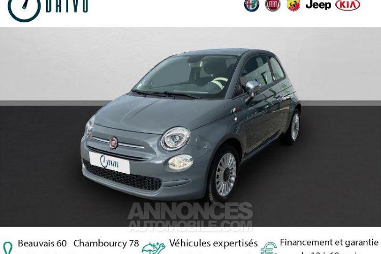 Fiat 500 1.2 8v 69ch Mirror - <small></small> 9.470 € <small>TTC</small> - #1