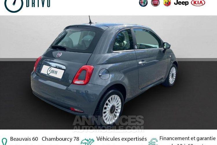 Fiat 500 1.2 8v 69ch Mirror - <small></small> 9.470 € <small>TTC</small> - #2